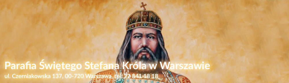 Parafia Świętego Stefana Warszawa